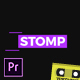 Stomp Intro - Premiere Pro - VideoHive Item for Sale