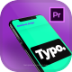 Phone Mockup For Premiere Pro