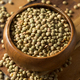 Dry Organic Green Lentils - PhotoDune Item for Sale