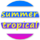 Summer Tropical Pop