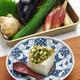 Japanese vegan cuisine, Dashi is Japanese chopped vegetable salad - PhotoDune Item for Sale