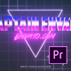 80s Retro Title - VideoHive Item for Sale
