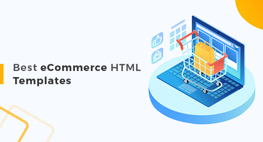 20 Best eCommerce HTML Templates