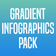 Gradient Infographics Pack - VideoHive Item for Sale