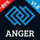 Anger - Creative Responsive Multi-Purpose HTML5 Template