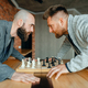 Chess players look into each other's eyes - PhotoDune Item for Sale