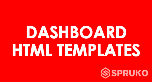 Admin Panel Dashboard HTML Templates