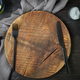empty round wooden board - PhotoDune Item for Sale