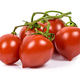 Bunch of cherry tomatoes on white background - PhotoDune Item for Sale