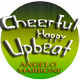 Cheerful Happy & Upbeat