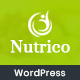 Nutrico - Nutrition Health Services WordPress Theme - ThemeForest Item for Sale