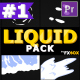 Liquid Shape Elements | Premiere Pro MOGRT - VideoHive Item for Sale