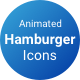 Free Download Sado Animated Hamburger Menu Icon Collection Nulled