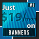 Ultimate Banner Set - 1 - GraphicRiver Item for Sale