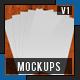 Minimal Flyer Mock-up Pack vol-1 - GraphicRiver Item for Sale