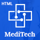 Meditech - Health & Medical HTML Template