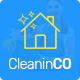 CleaninCO - Cleaning Service Company WordPress Theme