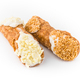 Two cannoli pastries - PhotoDune Item for Sale
