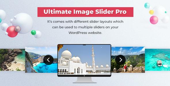 Download Slider – Ultimate Image Slider Pro For WordPress Free Nulled