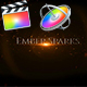 Ember Sparks Logo Reveal - VideoHive Item for Sale
