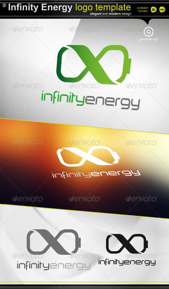 Infinity Energy - Symbols Logo Templates