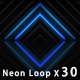 Neon Pattern Loop - VideoHive Item for Sale