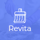 Revita - Cleaning Service PSD Template