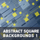 Abstract Square Backgrounds 1 - VideoHive Item for Sale