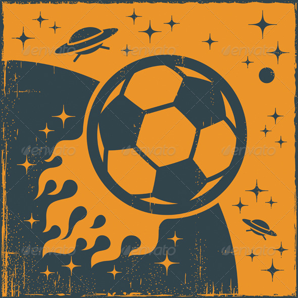 Space Ball - Sports/Activity Conceptual