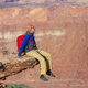Man on the cliff - PhotoDune Item for Sale