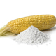 Corn on the cob and a heap of corn starch - PhotoDune Item for Sale