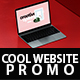 Cool Website Promo - VideoHive Item for Sale