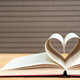 Pages of book curved heart shape_-5 - PhotoDune Item for Sale