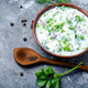 Okroshka,cold summer soup - PhotoDune Item for Sale