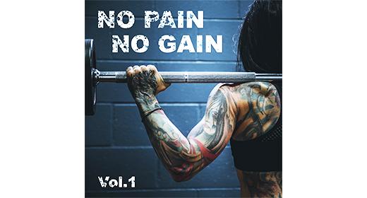 No Pain No Gain - Sports Collection Vol1
