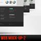 3D Room WEB Mock-Up Version-II - GraphicRiver Item for Sale