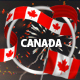 Canada Flag (Independence Day Package) - VideoHive Item for Sale