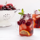 Cherry infused water - PhotoDune Item for Sale