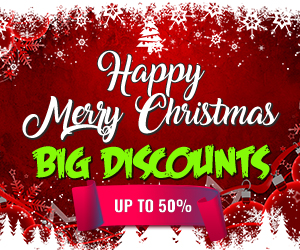 Christmas Banners.C83 Merry Christmas Banners Html5 Ad Gwd Psd