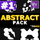 Abstract Shapes Pack | Premiere Pro MOGRT - VideoHive Item for Sale