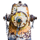 Grungy Isolated Old Fire Hydrant - PhotoDune Item for Sale
