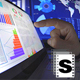 Stock Market Charts In Office - VideoHive Item for Sale