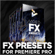 FX Presets Pack: Effects, Transitions, Titles, LUTs, Duotones, Sounds - VideoHive Item for Sale
