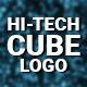 Hi-Tech Cube Logo - VideoHive Item for Sale