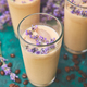 Summer drink iced coffee with lavender  - PhotoDune Item for Sale