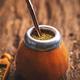 Flat lay of mate tea - PhotoDune Item for Sale