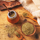 Yerba mate tea in a calabash gourd - PhotoDune Item for Sale