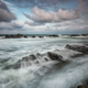 Stormy sea at the end of summer - PhotoDune Item for Sale