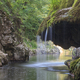 Bigar Cascade Falls in Nera Beusnita Gorges National Park, Romania. - PhotoDune Item for Sale