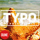 Typo Summer Opener - VideoHive Item for Sale